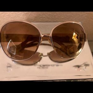 Loewe Round Frame Sunglasses